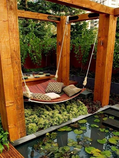 sleeping place under the open sky