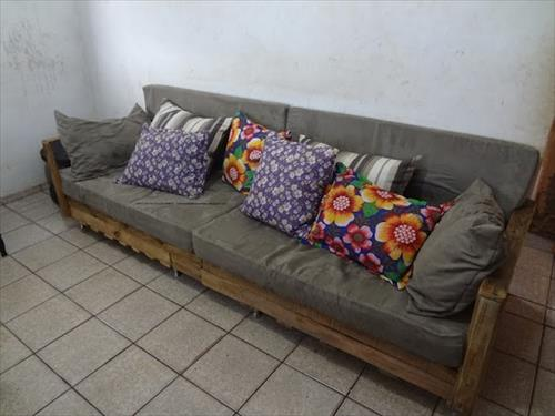 Sofas from the pallet - Decor ideas