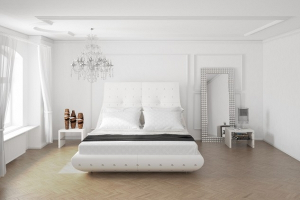 20 White Bedrooms You Will Immediately Fall In Love With