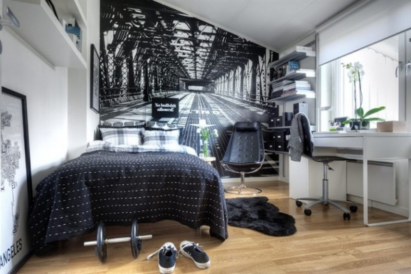 50 Stylish And Cool Teenage Bedroom Ideas For All Tastes And Preferences