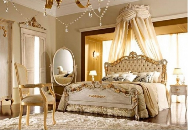 15 Exquisite French Style Bedrooms That Will Enchant You