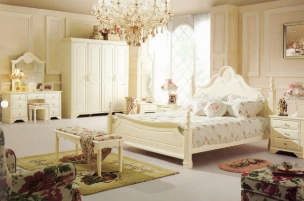 15 Exquisite French Style Bedrooms That Will Enchant You ...