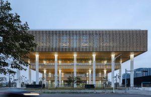 public library in Taiwan